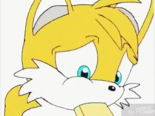 Tails Force a Blowjob by Sonic
